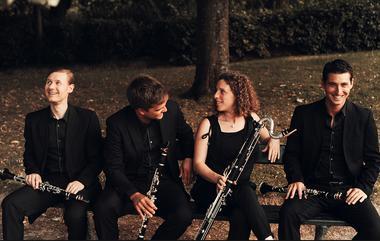 Le Quatuor Anches Hantées