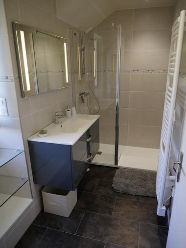 Le Rouchil Salle de bain