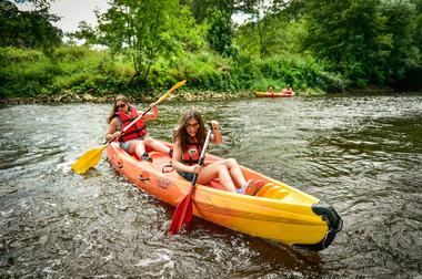 Les joies du canoë !_11 © Lot Tourisme - C. ORY