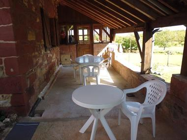 Location chez Paul et Alice - Collonges - terrasse 4