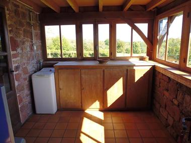 Location chez Paul et Alice - Collonges - terrasse (2)