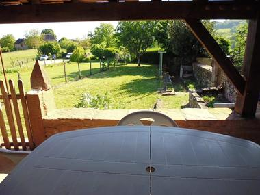 Location chez Paul et Alice - Collonges - terrasse 3