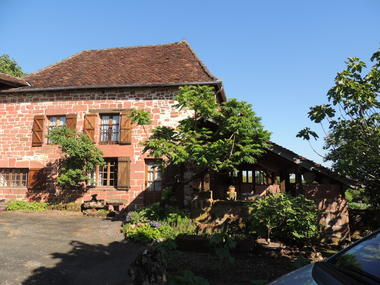 Location chez Paul et Alice - Collonges - facade 2