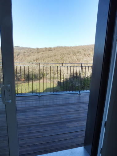 Lotendock-vue terrasse étage