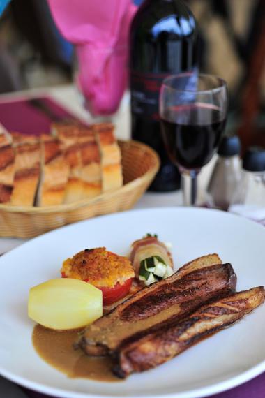 Magret de Canard en sauce_09 © Lot Tourisme - C. ORY