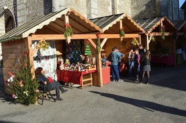 Marché de Noël - Mayrinhac