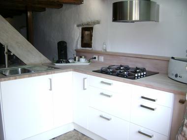 Le Mas de tourel - Le Fournil - cuisine