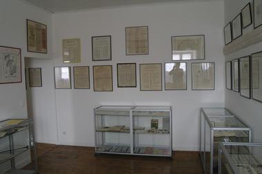 © Musée du Livre à Montcabrier