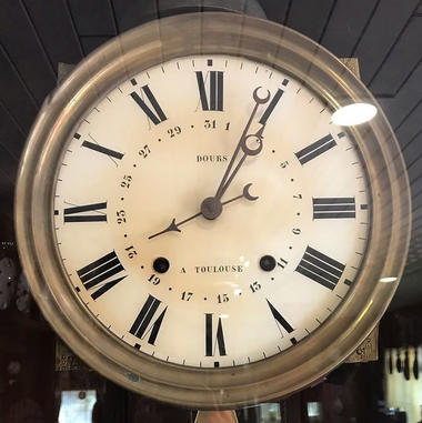 Musée des vieilles horloges - Régulateur