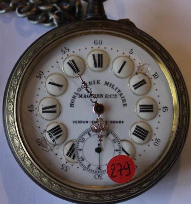 Musée des vieilles horloges - régulateur &