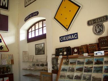 Musée du Rail Cajarc