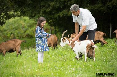 N°7 AGRI RANDO EN CORREZE VALLEE DE LA DORDOGNE - ESCAPADE FERMIERE