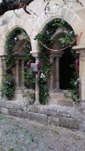Noël abbaye Aubazine