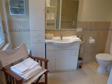 détails salle de bain