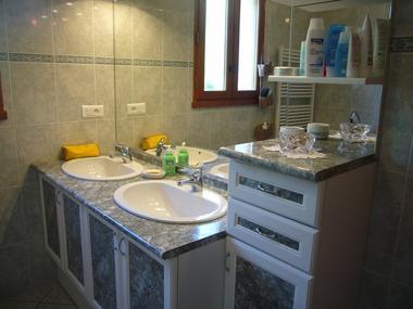 salle de bains Padirac