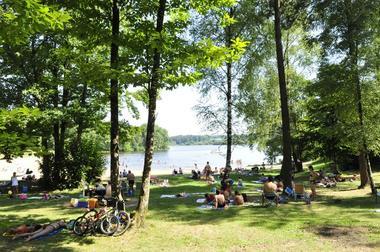 Lac du Coiroux