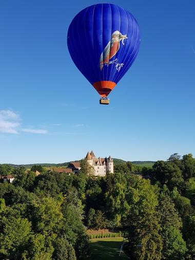 Périgord Dordogne Montgolfières.