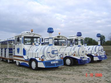 Petit Train Rocamadour - Equipage2