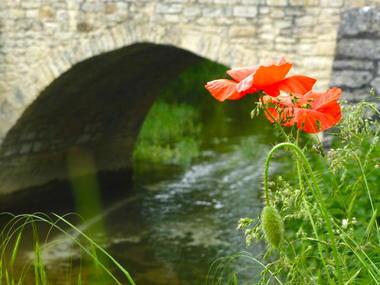 Concorès - Pont de Pierre