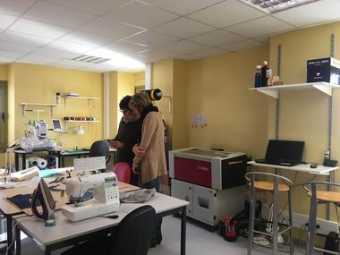 Pole Numerique - Gourdon - Fab Lab