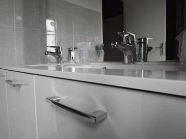 Poquet - Salle de bain - détail