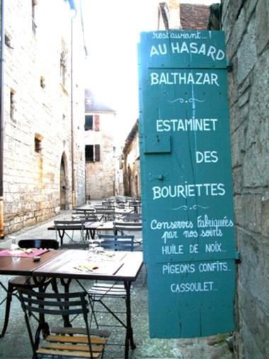 Restaurant Au Hasard Balthazar