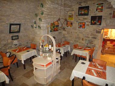 Restaurant - La Maison des Chanoines - Turenne - Vallée de la Dordogne