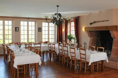 Restaurant - accueil pour les groupes - 1- Relais Saint Jacques - Collonges-la-Rouge