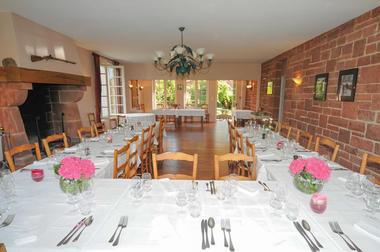 Restaurant - accueil pour les groupes - 12- Relais Saint Jacques - Collonges-la-Rouge