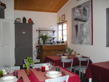 Restaurant L'atelier de la Fontaine - Salle