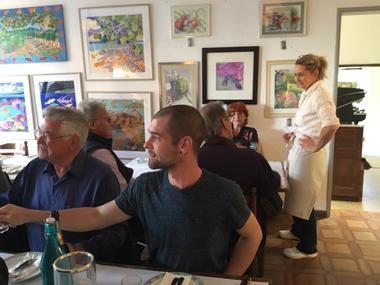 Restaurant Le Montclera - 11