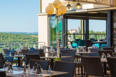 © Restaurant Le Belvédère