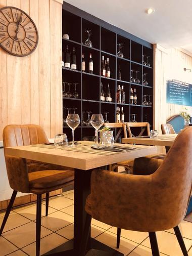 Restaurant Le Quercy-Souillac-vins