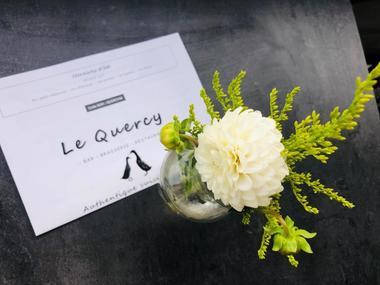 Restaurant Le Quercy-Souillac-fleur