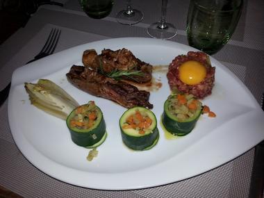 Restaurant Le bellevue Gourdon7