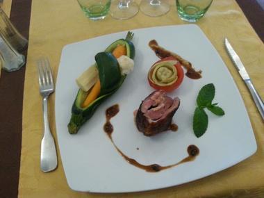 Restaurant Le bellevue Gourdon1