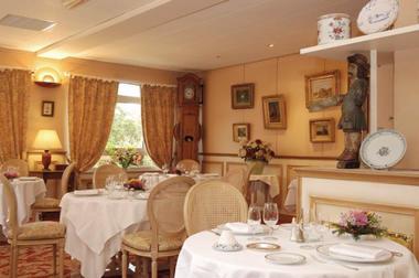 Restaurant Trois Soleils Saint Céré
