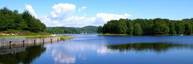 Sénaillac - Lac du Tolerme