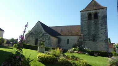 Saint-Chamarand - Village Fleuri
