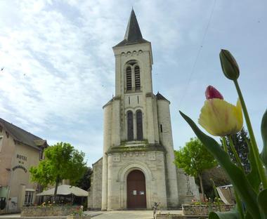 Saint-Sozy - Eglise