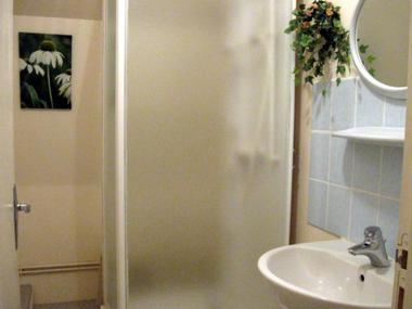 Salle de bain - haut - Le Pradel - Monceaux-sur-Dordogne