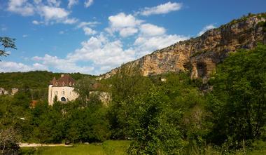 Sauliac sur Célé - Château de Géniez_02 © Lot Tourisme - C. Sanchez