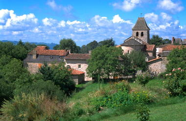 Latouille Lentillac - Eglise