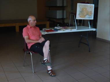 Serge Hirondelle ateleir Occitan