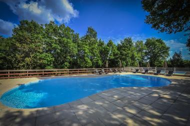 Souillac Country Club_Piscine