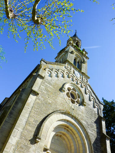 St Martin Labouval - Eglise © Lot Tourisme - C. Sanchez