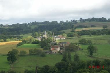 Ste Colombe-village