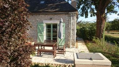 Terrasse - Les Bouyssières - Creysse ©_