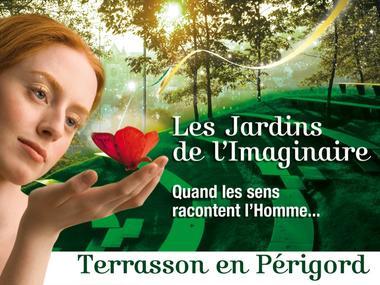 Jardins de l'Imaginaire - Terrasson
