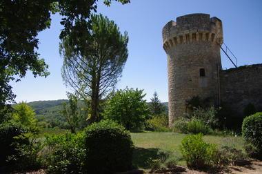 Tour du Château de Grézels